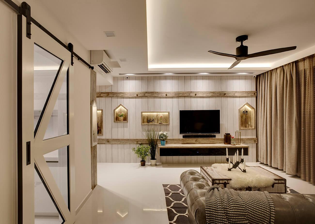 1 Renovation | Interior Design Singapore | 3D Innovations
